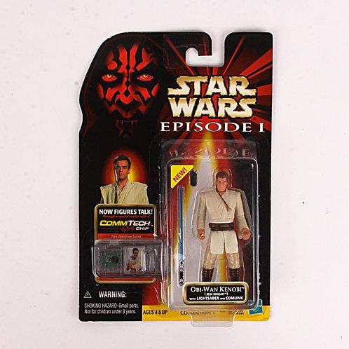 Obi-Wan Kenobi - Classic 1999 Star Wars The Phantom Menace - Action Figure