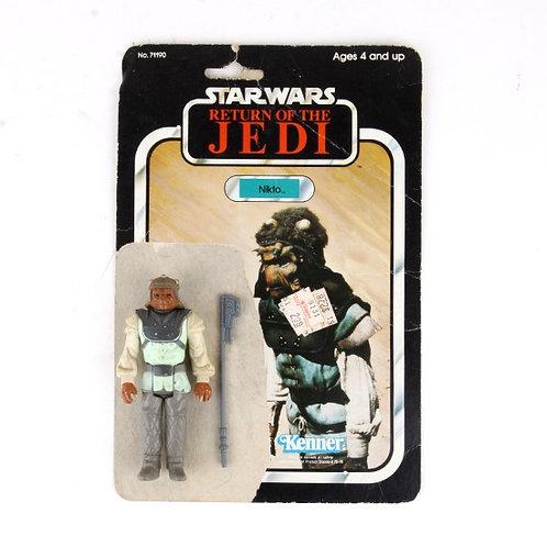 Nikto - Vintage 1983 Star Wars Action Figure - Kenner (UC)