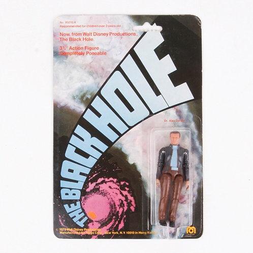 Dr. Alex Durant - Vintage 1979 The Black Hole - Mego Action Figure