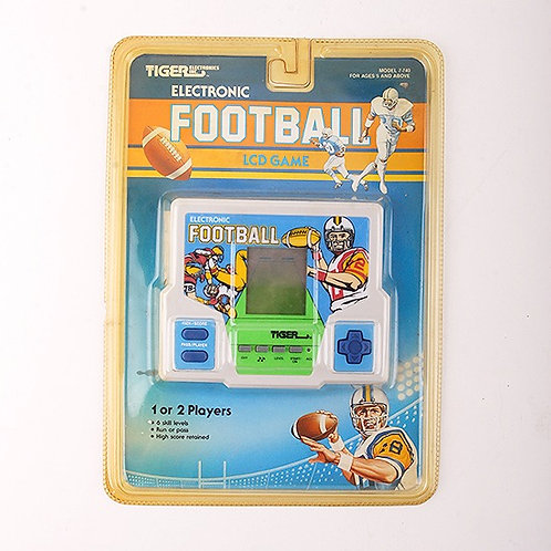 Football - Classic 1989 Electronic Handheld Sports Game - Tiger Electronics