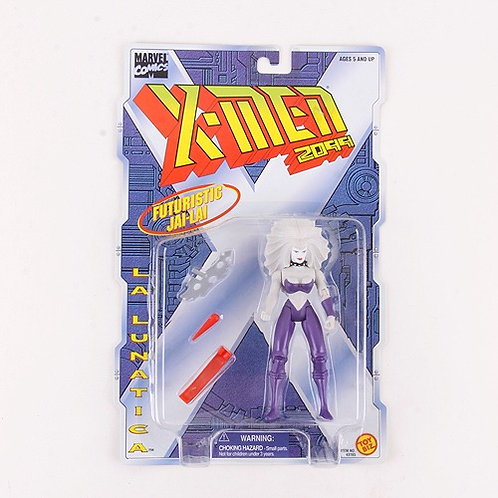 La Lunatica - Classic 1996 X-Men 2099 Action Figure - Toy Biz