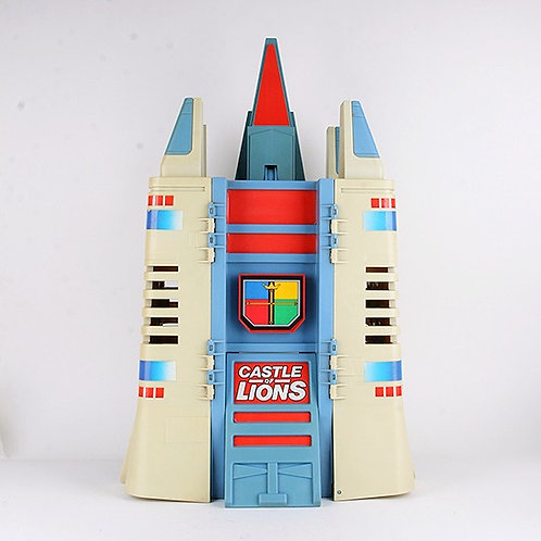 Castle of Lions - Vintage 1984 Voltron Playset - Panosh Place
