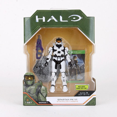 Spartan MK VII - Modern 2020 Halo Action Figure - Wicked Cool Toys