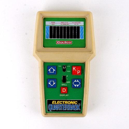 Electronic Quarterback - Vintage 1978 Handheld Sports Game - Coleco