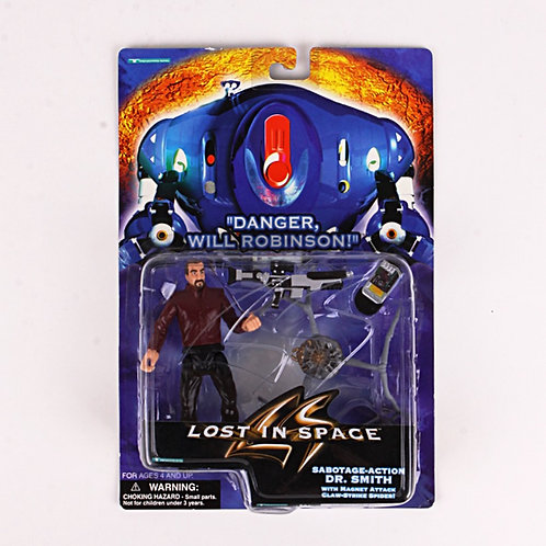 Dr. Smith - Classic 1997 Lost in Space - Trendmasters Action Figure