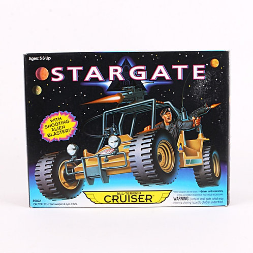 All-Terrain Cruiser - Classic 1994 Stargate - Action Figure Vehicle