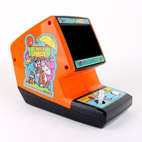 Donkey Kong Junior JR  - Vintage 1983 Electronic Arcade Game - Nintendo / Coleco