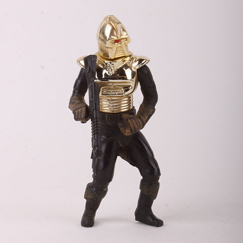 Cylon Commander - Vintage 1978 Battlestar Galactica - Action Figure - Mattel