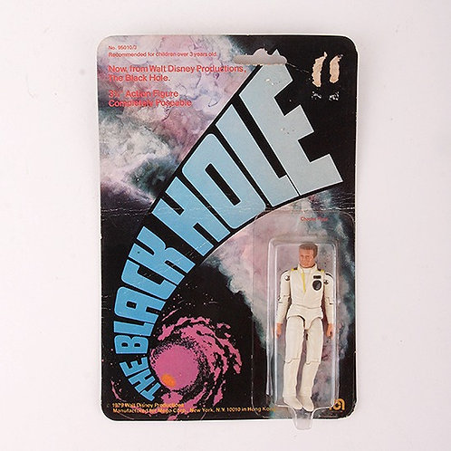 Charles Pizer - Vintage 1979 The Black Hole Action Figure - Mego