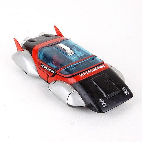 Psycho - Vintage 1983 Super GoBots Future Machine Action Figure - Vehicle Tonka