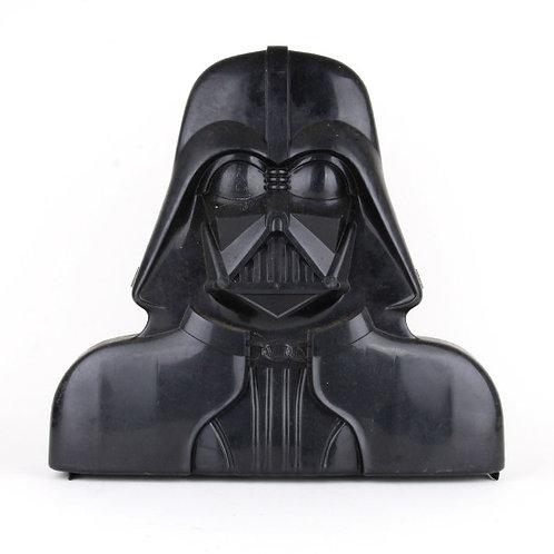 Darth Vader - Vintage 1980 Star Wars Action Figure Case - Kenner