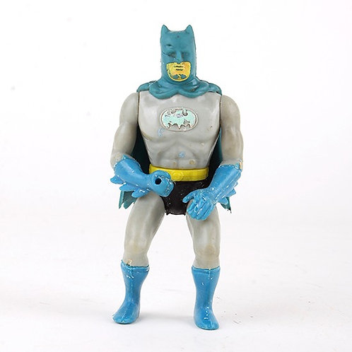 Batman - Vintage 1975 Pocket Super Heroes DC Action Figure - Mego