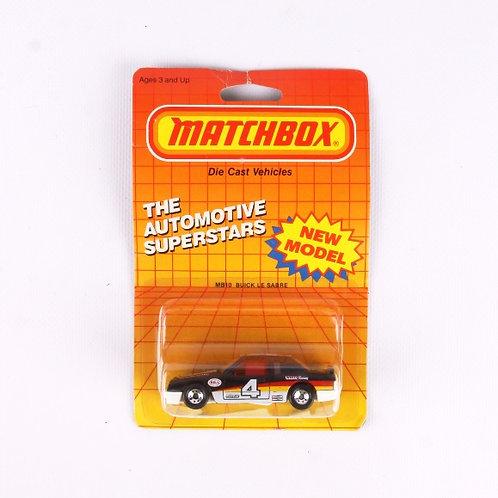 Buick LE Sabre #10 - Vintage 1986 Matchbox - Die Cast Vehicle