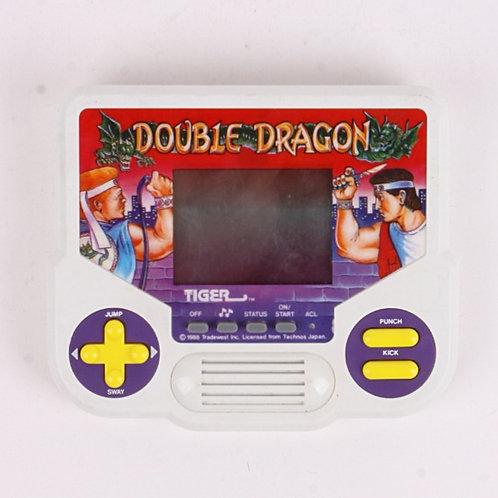 Double Dragon - Vintage 1988 Electronic Handheld Arcade Game - Tiger