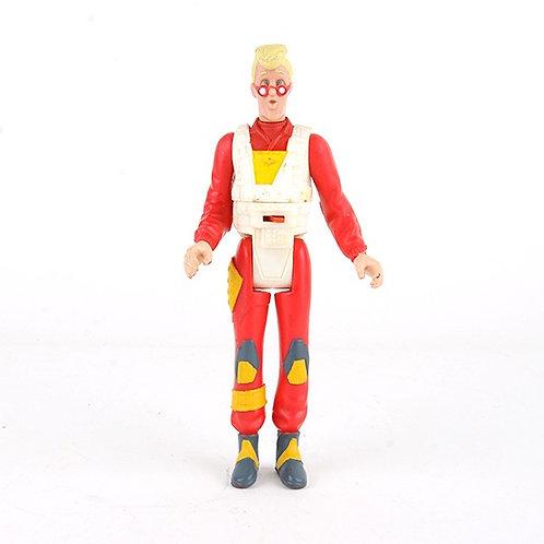 Egon Spengler - Vintage 1986 Ghostbusters - Action Figure - Kenner