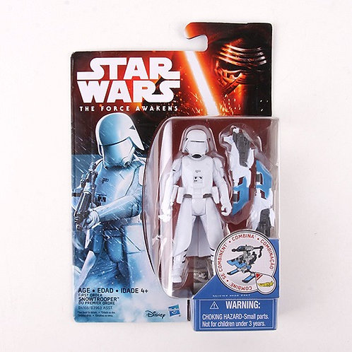 Snowtrooper - Modern 2015 Star Wars The Force Awakens - Hasbro