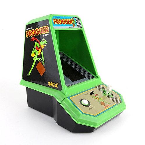 Frogger - Vintage 1981 Electronic Tabletop Arcade Game - Coleco / Sega