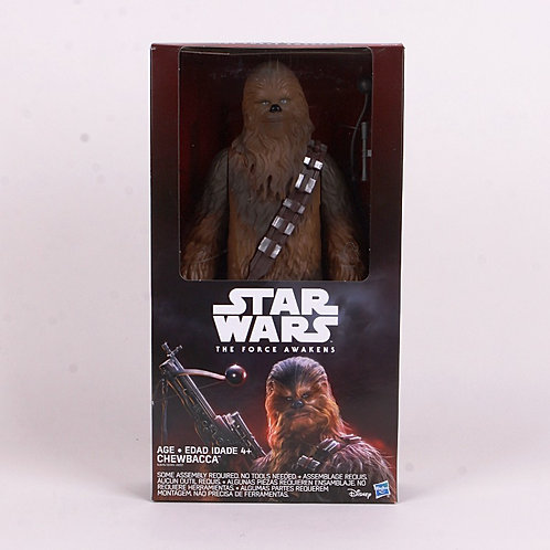 "Chewbacca - Modern 2015 Star Wars The Force Awakens - 12"" Action Figure"