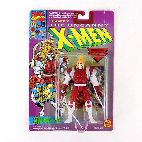Omega Red - Classic 1993 Marvel The Uncanny X-Men Action Figure - Toy Biz