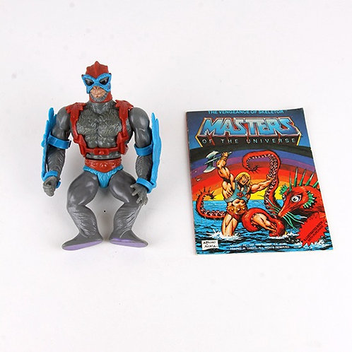 Stratos - Vintage 1982 Masters of the Universe - Action Figure - Mattel