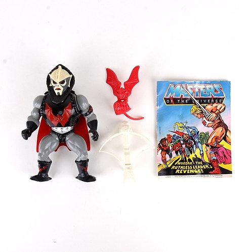 Hordak - Vintage 1985 Masters of the Universe - Action Figure - Mattel
