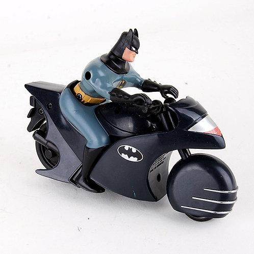 Batman - Classic 1992 The Animated Series DC Comics Motorized Batcycle - Kenner