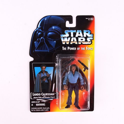 Lando Calrissian - Classic 1995 Star Wars Power of the Force - Action Figure