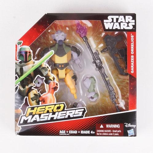 Garazeb Orrelios - Modern 2015 Star Wars Hero Mashers - Hasbro