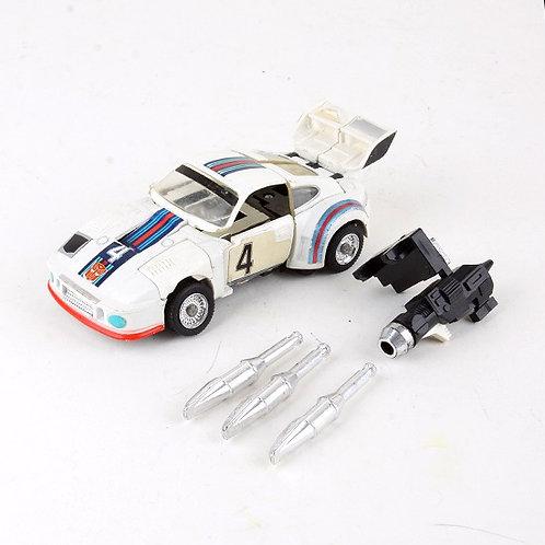 Jazz - Vintage 1984 G1 Transformers Car / Robot - Hasbro