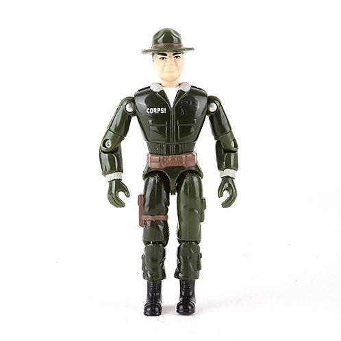 Ranger Rick - Classic 1997 The Corps Action Figure - Lanard