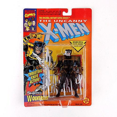 Wolverine - Classic 1993 Marvel The Uncanny X-Men Action Figure - Toy Biz