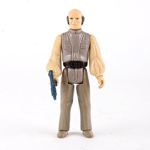 Lobot - Vintage 1980 Star Wars Action Figure - Kenner