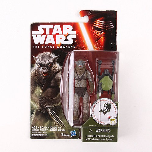 Hassk Thug - Modern 2015 Star Wars The Force Awakens - Hasbro