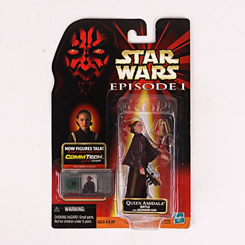 Queen Amidala - Classic 1999 Star Wars The Phantom Menace - Action Figure