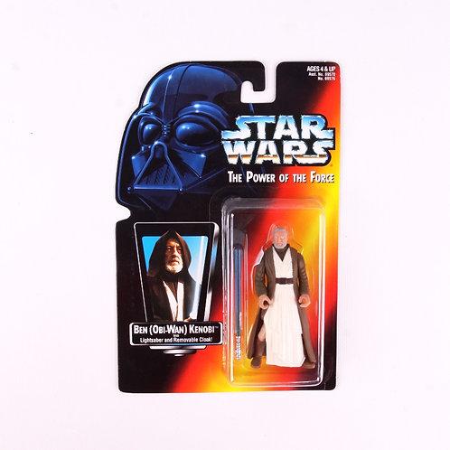 Ben (Obi-Wan) Kenobi - Classic 1995 Star Wars Power of the Force - Action Figure