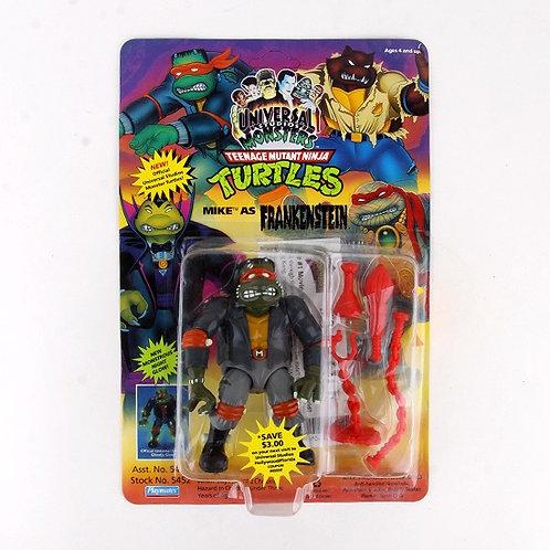 Mike as Frankenstein - 1993 Teenage Mutant Ninja Turtles Figure - Playmates