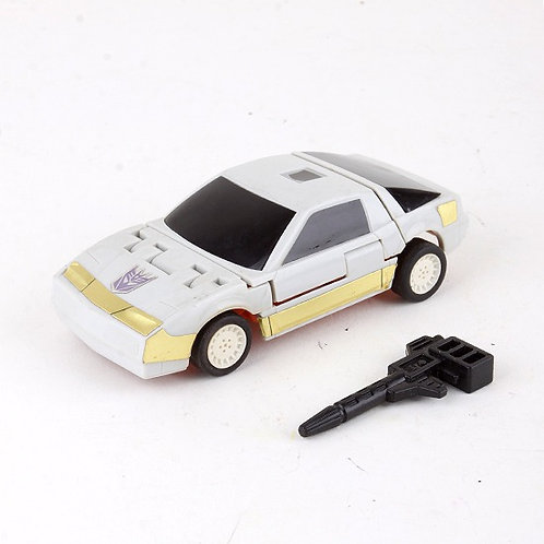 Runabout - Vintage 1986 G1 Transformers Car / Robot - Hasbro