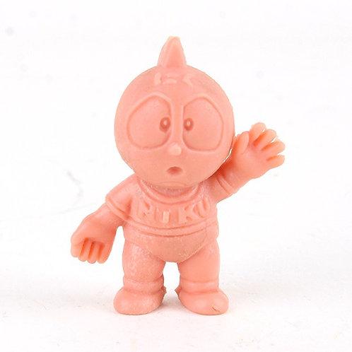 Meat - Vintage 1980s M.U.S.C.L.E. #60 MUSCLE Figure - Mattel