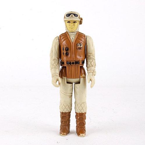 Rebel Soldier - Vintage 1980 Star Wars Action Figure - Kenner (U)