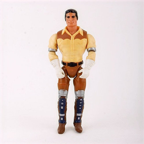 Marshall - Vintage 1986 Bravestarr - Action Figure - Mattel