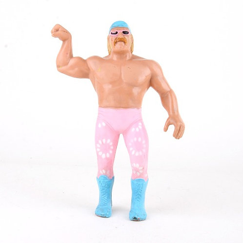 Jessie Ventura - Vintage 1985 WWF Wrestling Superstars Action Figure - Ljn Toys