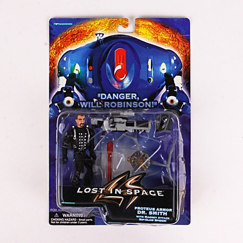 Proteus Armor Dr Smith - Classic 1997 Lost in Space - Trendmasters Action Figure
