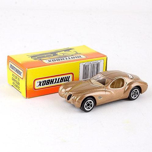 Chrysler Atlantic #11 - Classic 1996 Die Cast Vehicle - Matchbox