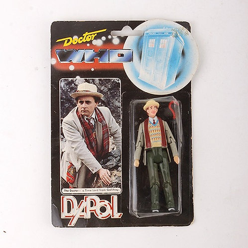 The Doctor - Time Lord of Gallifrey - Vintage 1987 Doctor Who - Action Figure