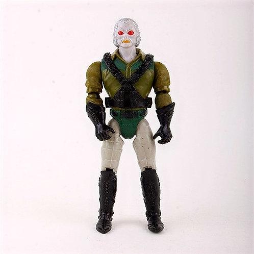 Tex Hex - Vintage 1986 Bravestarr - Action Figure - Mattel