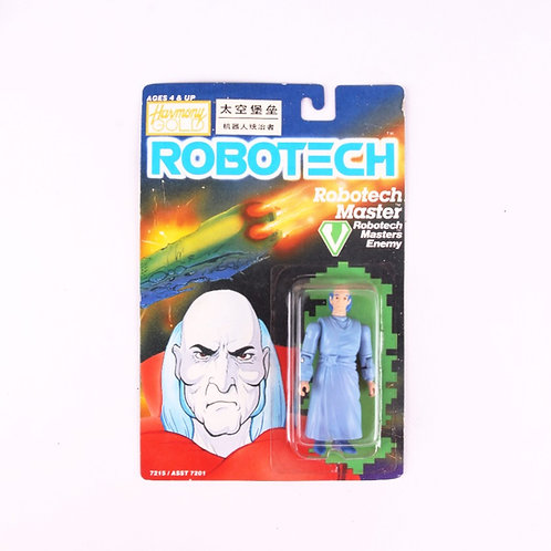 Robotech Master - Vintage 1985 Robotech - Harmony Gold Action Figure