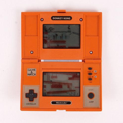 Donkey Kong - Vintage 1982 Electronic Game & Watch - Nintendo