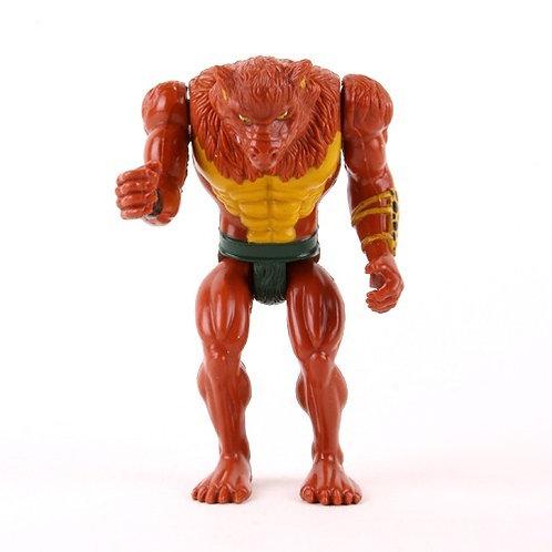 Jackalman - Vintage 1985 Thundercats Action Figure - Ljn Toys