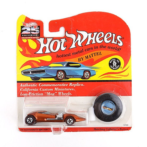 Twin Mill - Classic 1992 Hot Wheels Die Cast Vehicle - Mattel