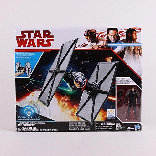 Tie Fighter - Modern 2017 Star Wars Force Link  - Vehicle - Hasbro